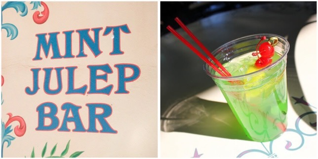 Refreshing Mint Julep From Disneyland To Make At Home!