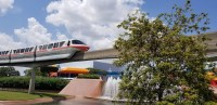 Epcot Monorail returning to operation this weekend 9