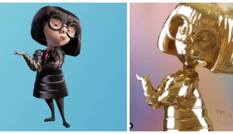 Edna Mode statue revealed as next Disney Fab 50 Character Collection 5