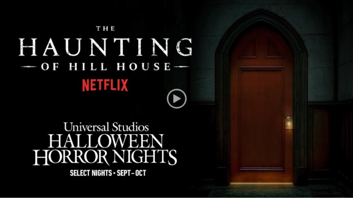 """Halloween Horror Nights"""" To Debut All-new Mazes Inspired By Netflix's """"The Haunting of Hill House"""""""