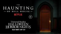"""Halloween Horror Nights"""" To Debut All-new Mazes Inspired By Netflix's """"The Haunting of Hill House"""" 8"""