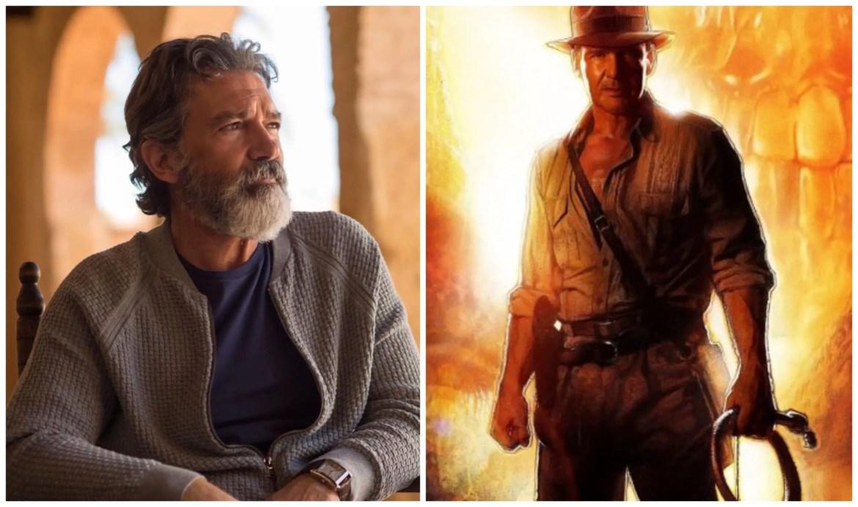 Antonio Banderas Joins the Cast of 'Indiana Jones 5'