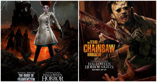 Universal Studios Adds Two More Classic Houses to Halloween Horror Nights 1