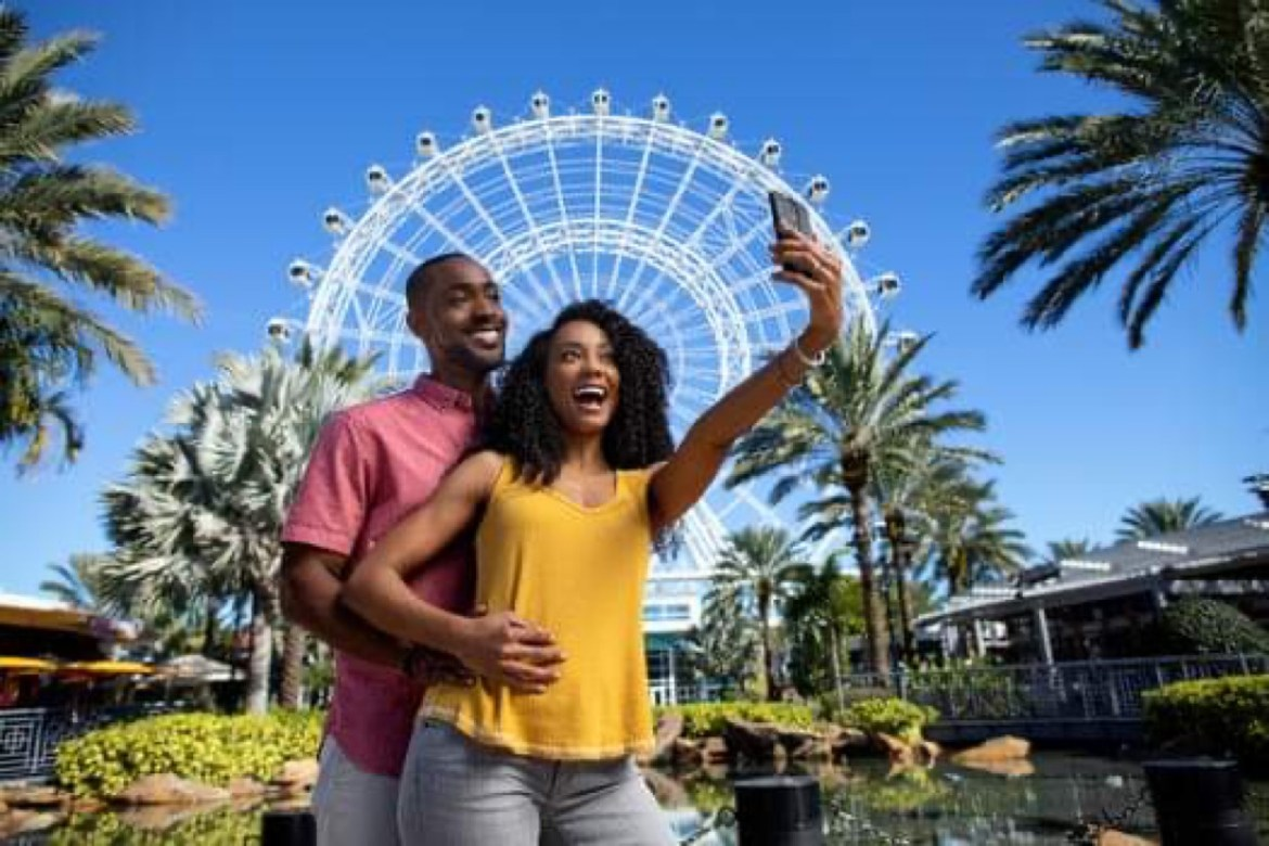 Win a trip to Orlando for 2 from Visit Orlando