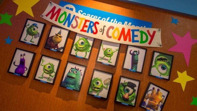 Monsters Inc Laugh Floor to begin Cast Member rehearsals 1