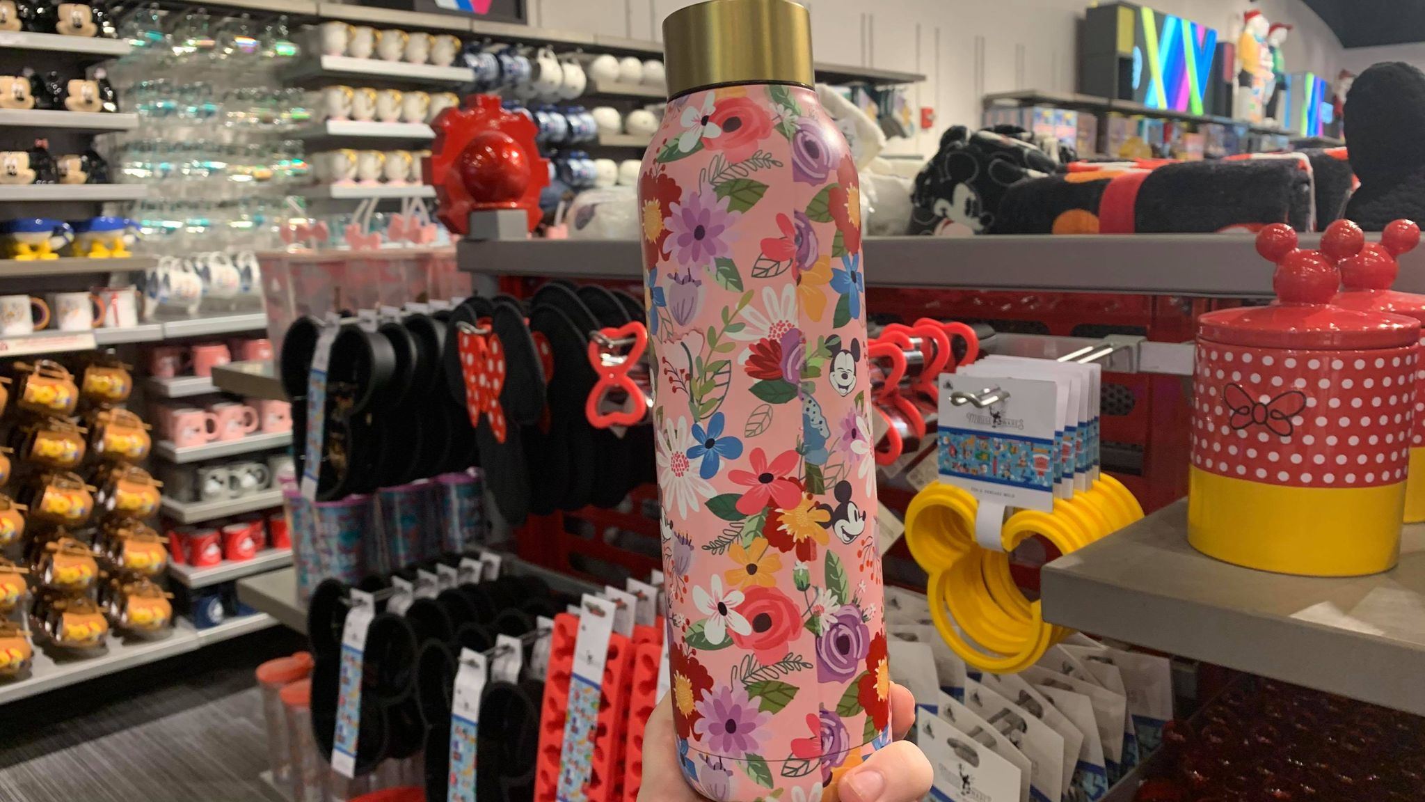 Super Cute 'You Had Me at Walt Disney World' Water Bottle Spotted at Disney World 3