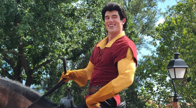 Disney Parks Guest Gets Roasted After Asking Gaston Out 2