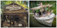 First look at the all-new Jungle Cruise in Disneyland 10