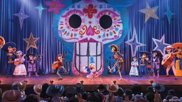Disney World Refurbishment and Closures for October 2