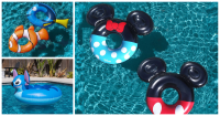 Disney Pool Floats