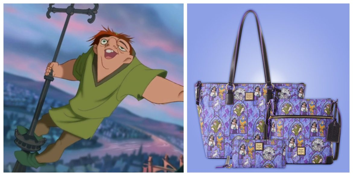 New Hunchback of Notre Dame Dooney & Bourke Collection releases tomorrow