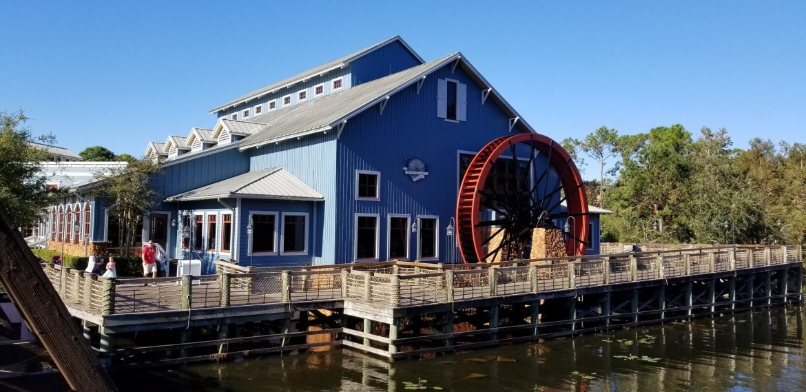 Work to be done on Port Orleans before reopening