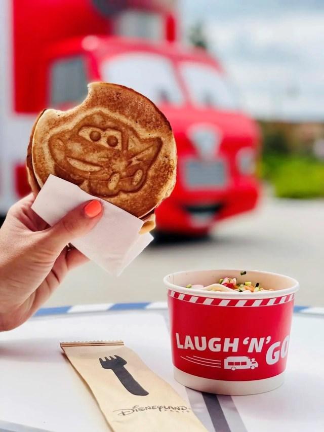 New Cars Laugh'n'Go Food Truck debuts at Disneyland Paris 3