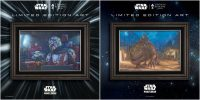 Thomas Kinkade Studios unveils two Limited Edition pieces from The Mandalorian™ Collection at Disney Springs 33