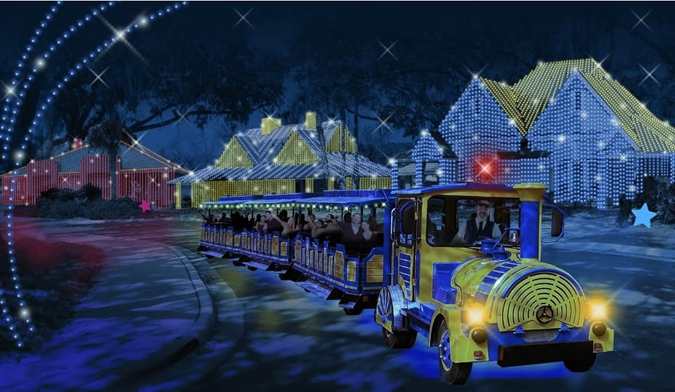 Give Kids the World Second Annual Night of a Million Lights Holiday Lights Spectacular announced.