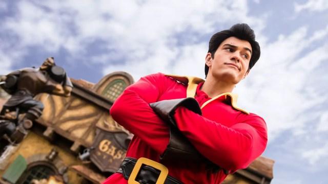 Disney Parks Guest Gets Roasted After Asking Gaston Out 1