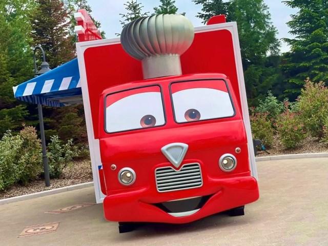 New Cars Laugh'n'Go Food Truck debuts at Disneyland Paris 4