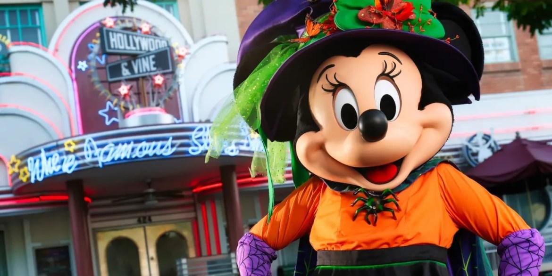 Minnie's Halloween Dine returning next month to Hollywood & Vine