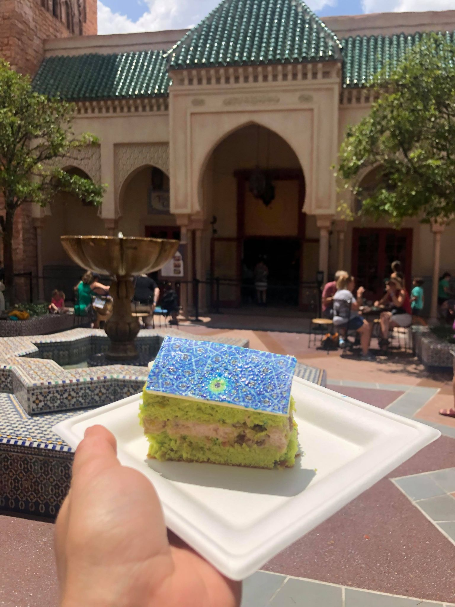 Tangierine Café: Flavors of the Medina Opens for Epcot Food & Wine Festival 9
