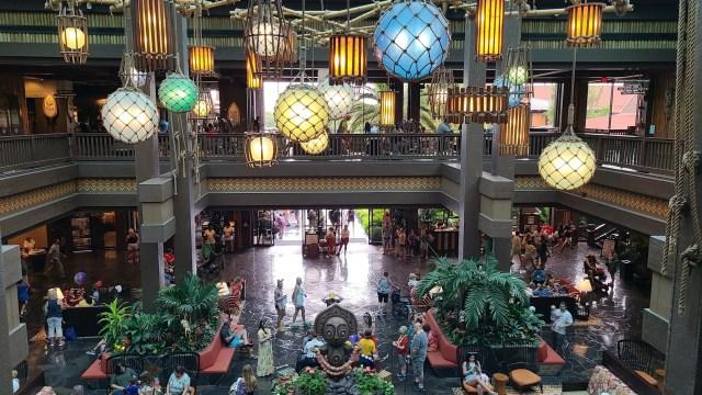 Photos: Disney's Polynesian Resort officially reopens 1
