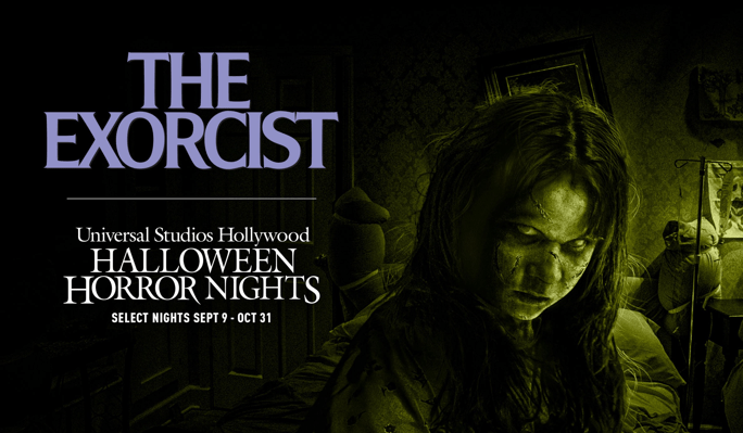 Universal Hollywood Halloween Horror Nights Tickets now on Sale
