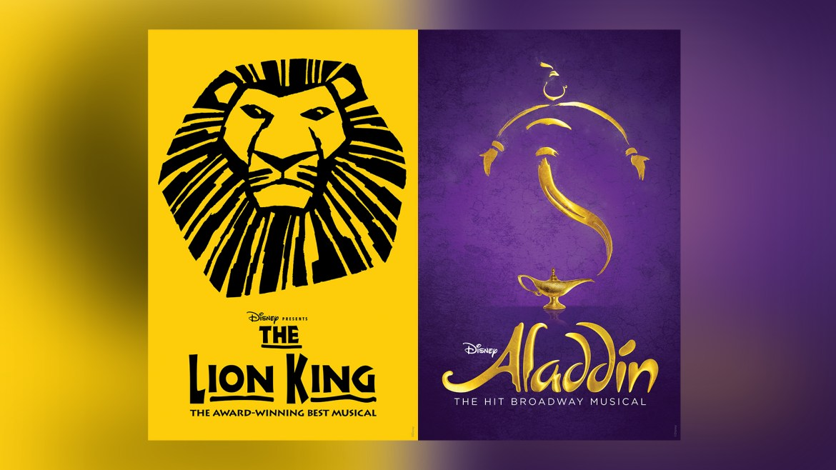 Disney Announced New and Returning Casts for 'Aladdin' and 'The Lion King' on Broadway