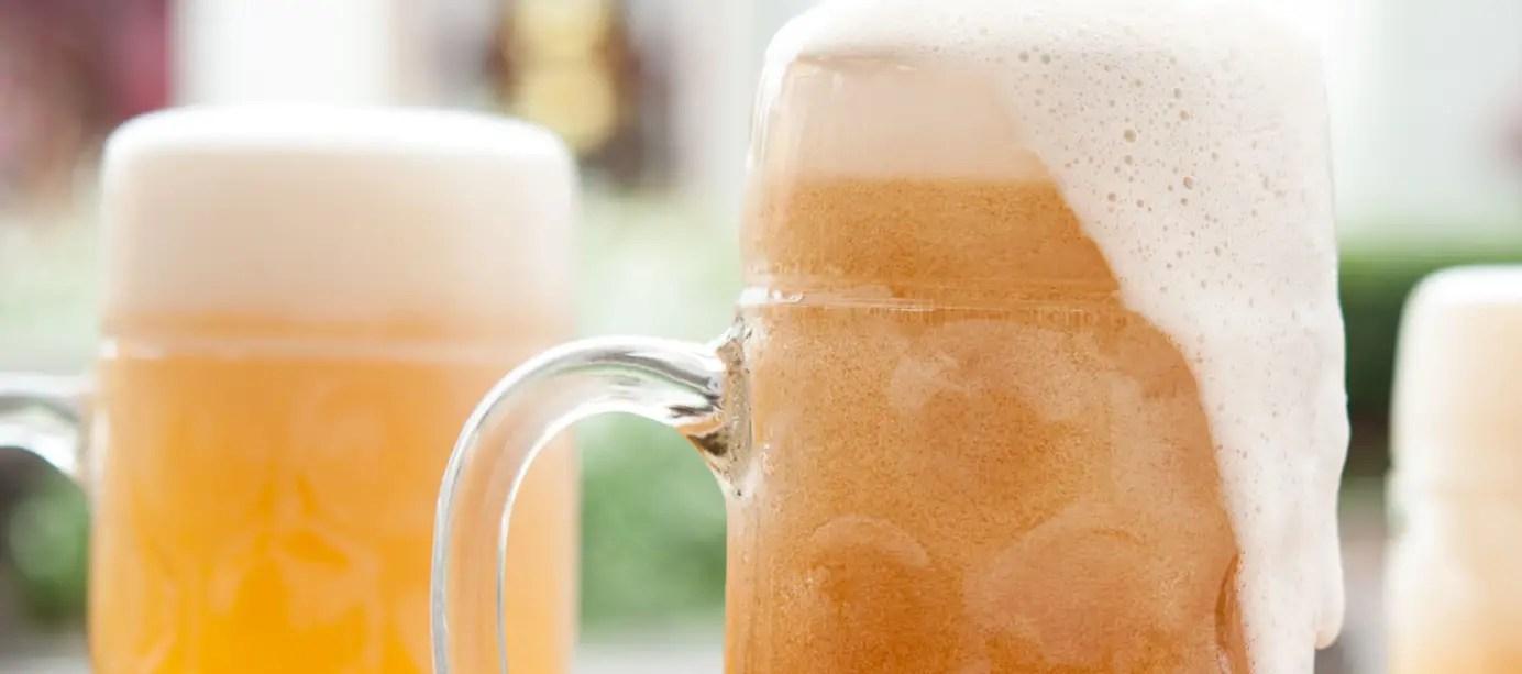 Das All-you-can-eat-Buffet kehrt ins Biergarten-Restaurant im Deutschen Pavillon 4 zurück
