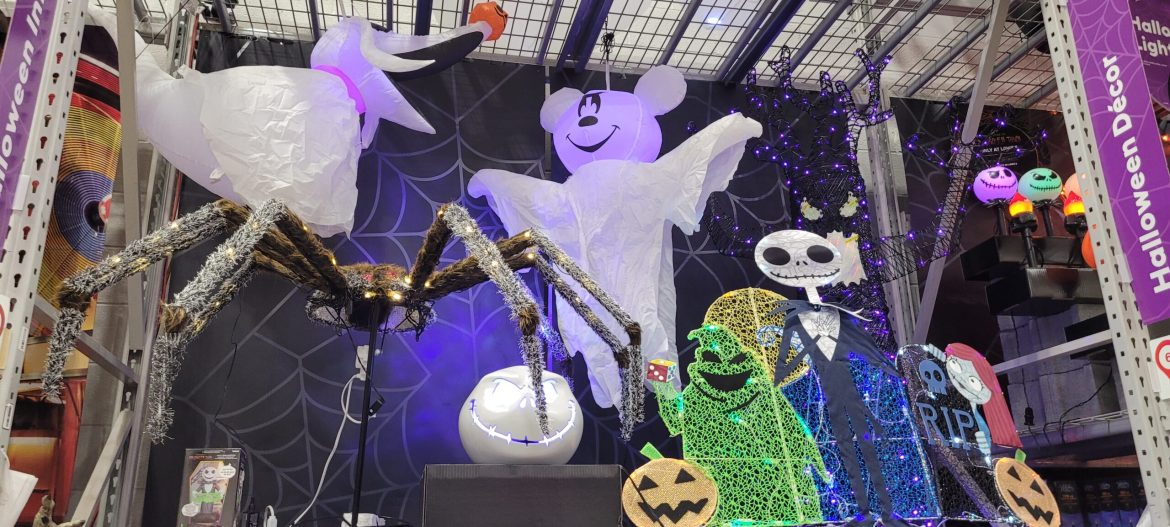 Disney Halloween Decorations Now At Lowe's