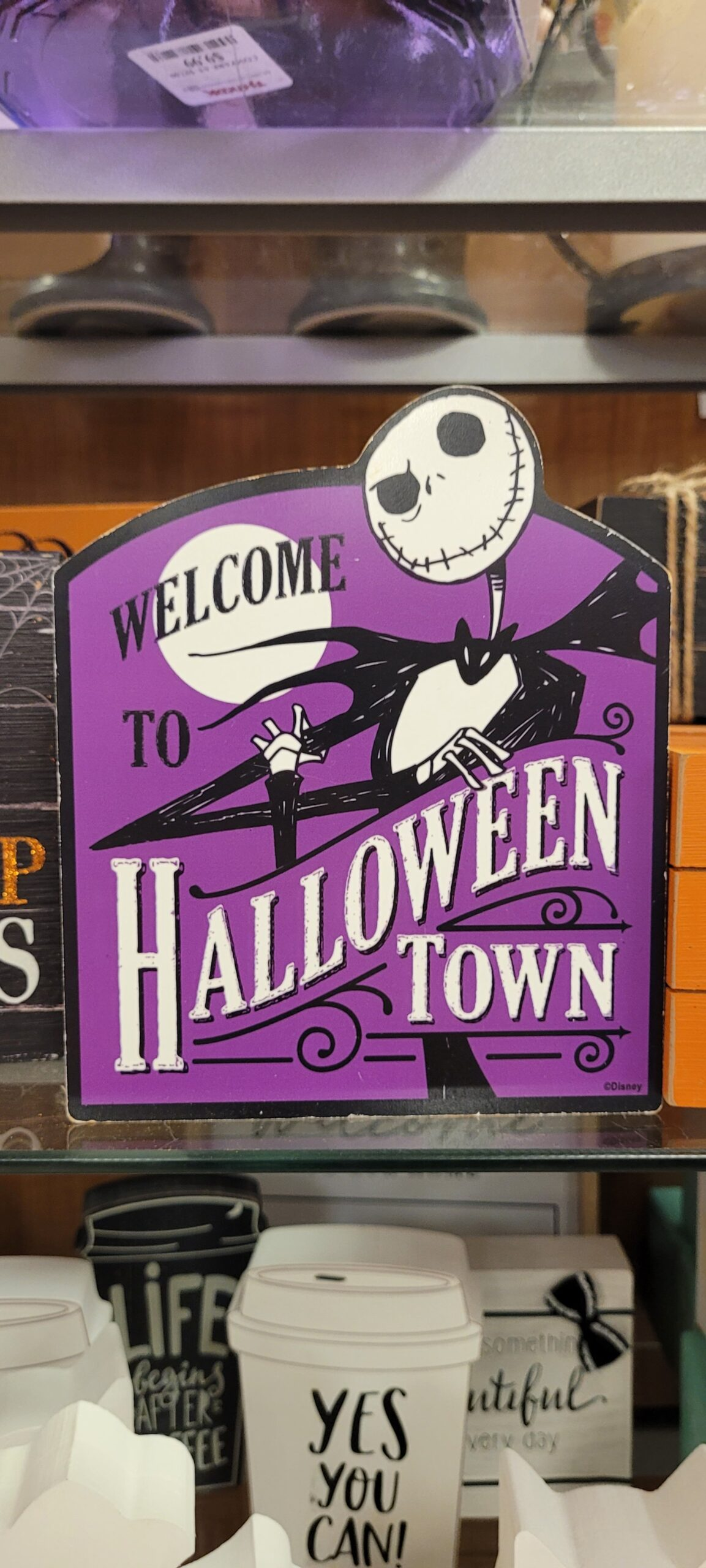 Disney Halloween Finds At Home Goods and TJ Maxx 9