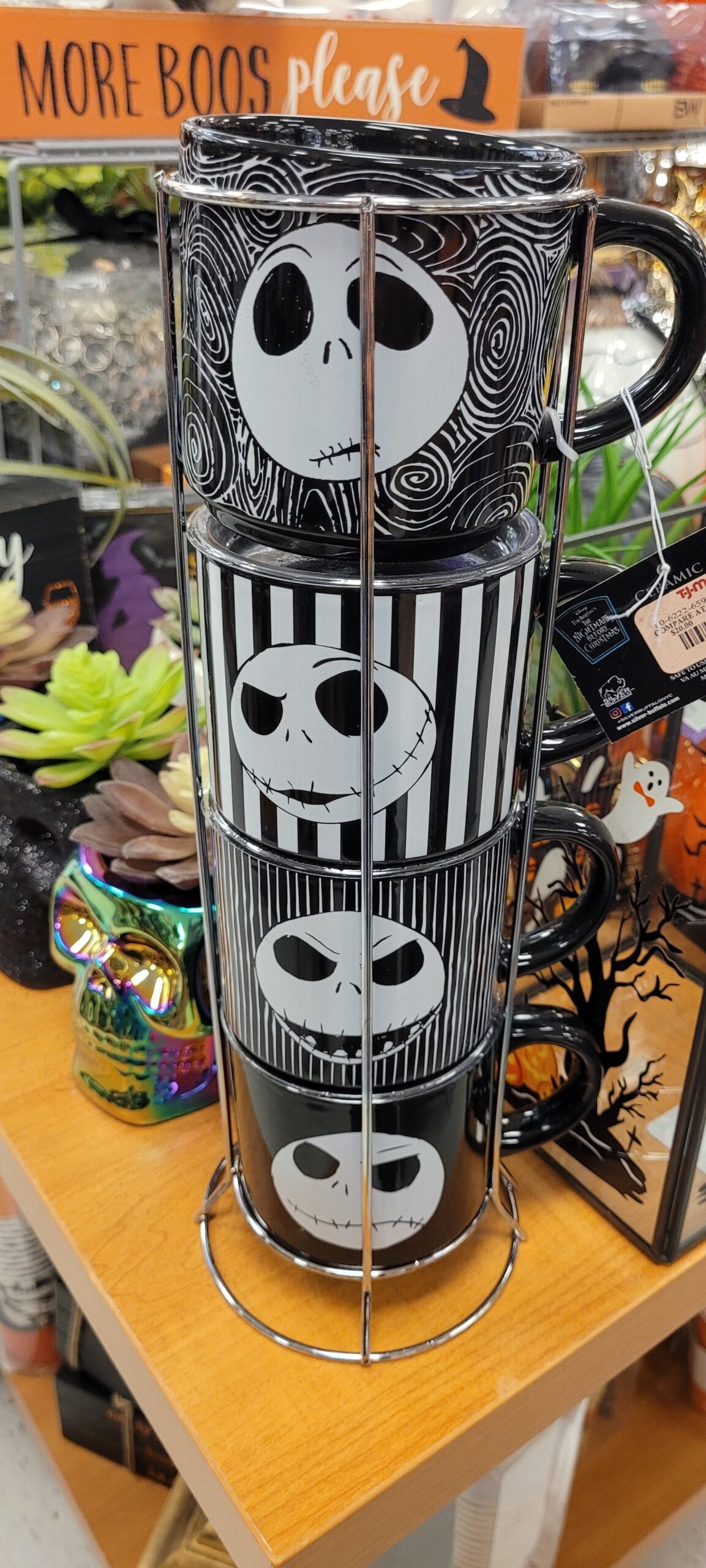 Disney Halloween Finds At Home Goods and TJ Maxx 2
