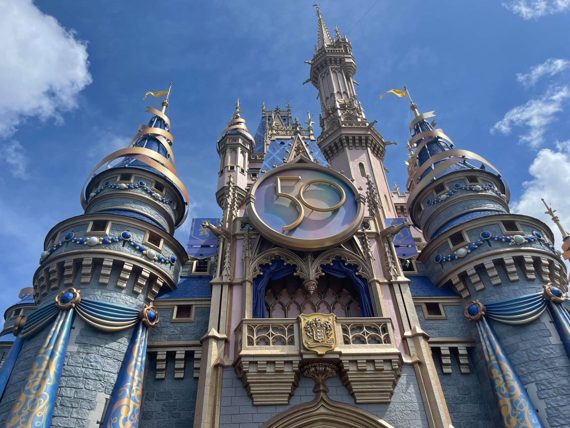 Disney Park Pass Reservations open up for Walt Disney World's 50th Anniversary