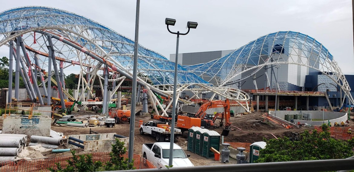 Magic Kingdom Vice President gives update on Tron Lightcycle Run