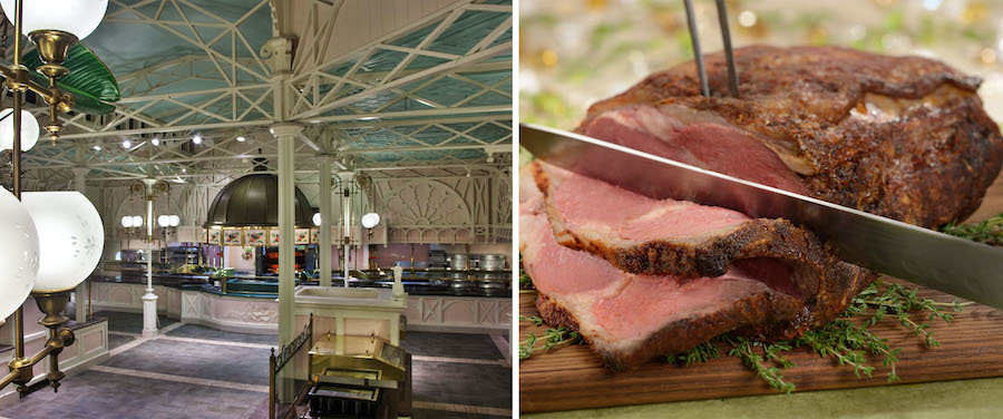 All you can eat buffet returns to the Crystal Palace in September