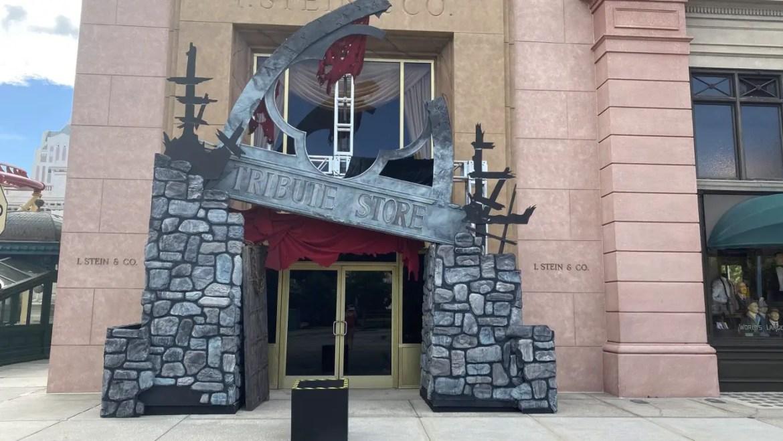 Halloween Horror Nights Tribute Store Opening Soon at Universal Studios