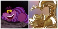Cheshire Cat is the next Disney Fab 50 Statue coming to Walt Disney World 9