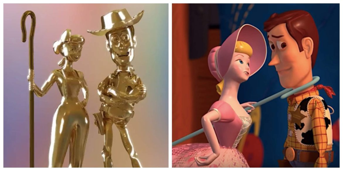Bo Peep and Woody will soon be part of the Disney Fab 50 Character Collection