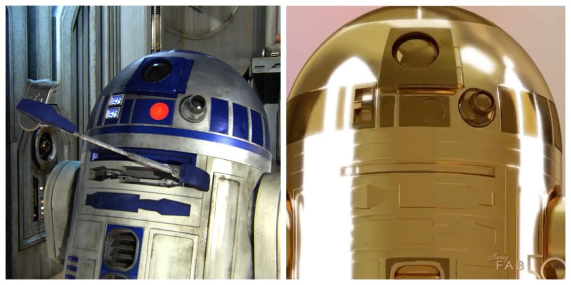 R2-D2 joins the Disney Fab 50 Character Collection