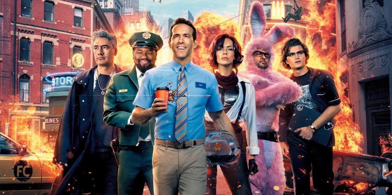 Ryan Reynolds Confirms Disney Wants a 'Free Guy' Sequel