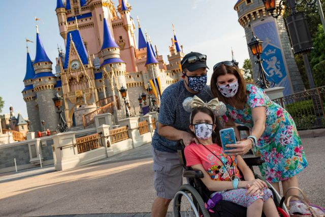Disney to make enhancements to Disability Access Service 1