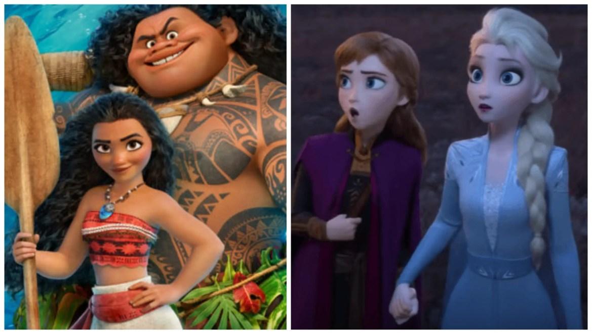 'Moana' Sails Past 'Frozen 2' as No. 1 Soundtrack on Billboard Charts
