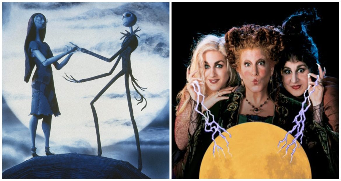 Nightmare Before Christmas & Hocus Pocus are coming to Freeform's Halloween Road