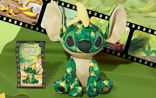 Stitch Crashes The Jungle Book Design Revealed