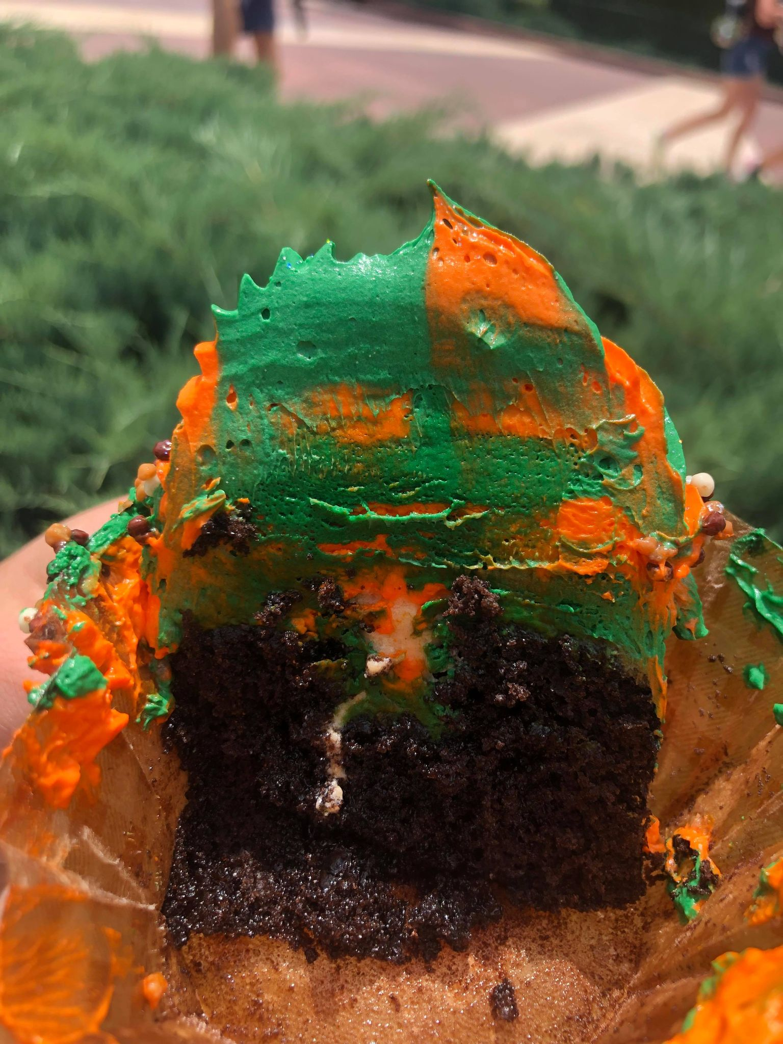 Be Brave and Try This New Merida Cupcake From Hollywood Studios 4