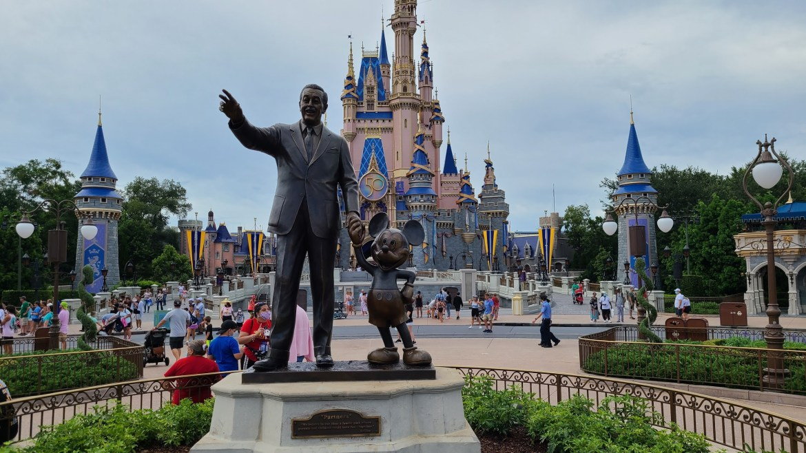Disney World Theme Park Hours released through Oct 23rd
