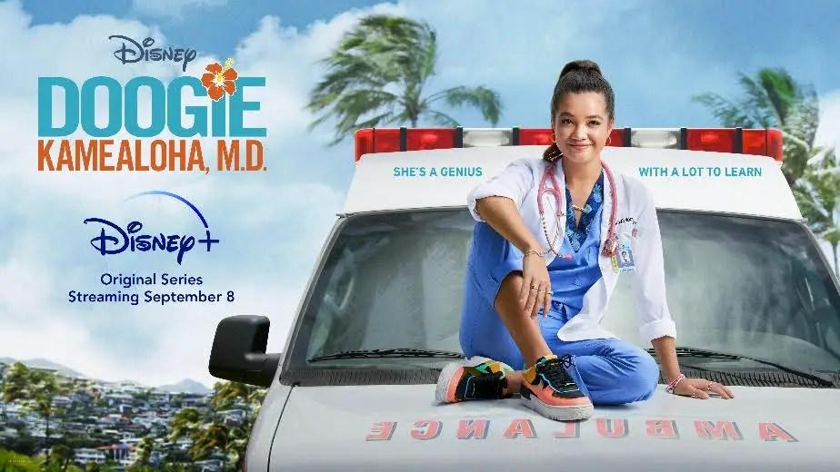 'Doogie Kamealoha, M.D.' Series is Coming to Disney+ This Summer