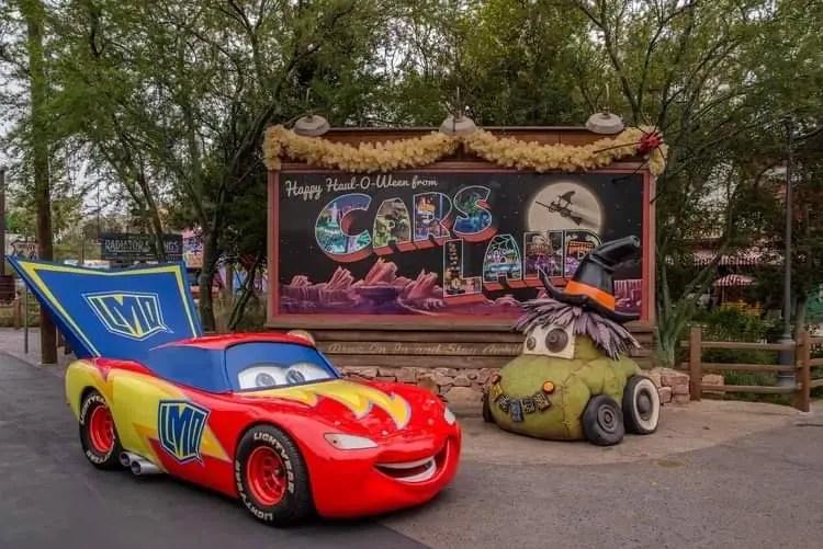 Halloween Returns to the Disneyland Resort 10