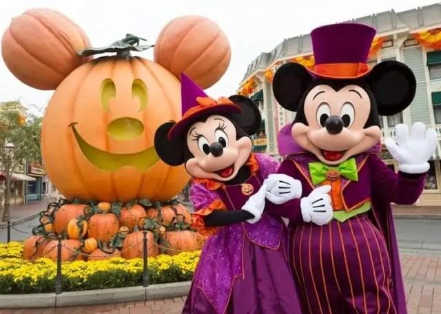 Halloween Returns to the Disneyland Resort 1