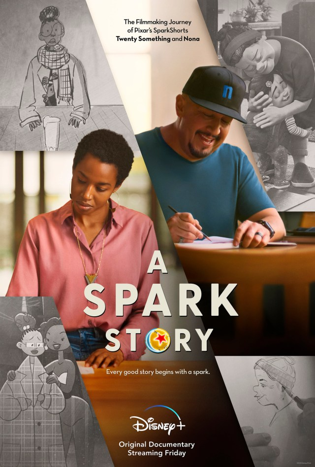 See the Trailer for Pixar's 'A Spark Story' Coming Soon to Disney+ 2