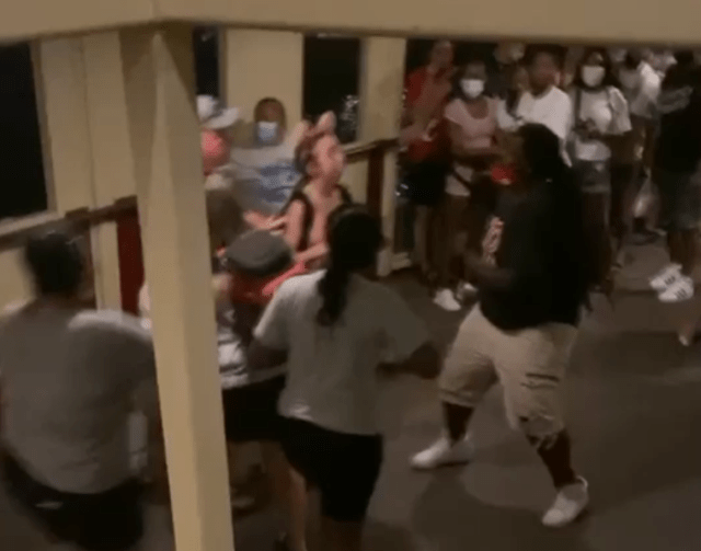 Video: Fight breaks out on Magic Kingdom Ferry Boat 2