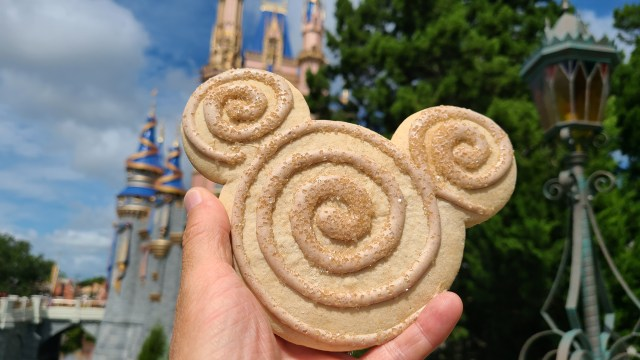Churro Cookie now available at Disney World